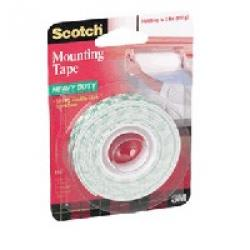 1/2 X 75in Mounting Tape     6