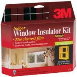 42x62 Window Insulate Kit