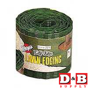 Lawn Edging Plastic 20ft    12