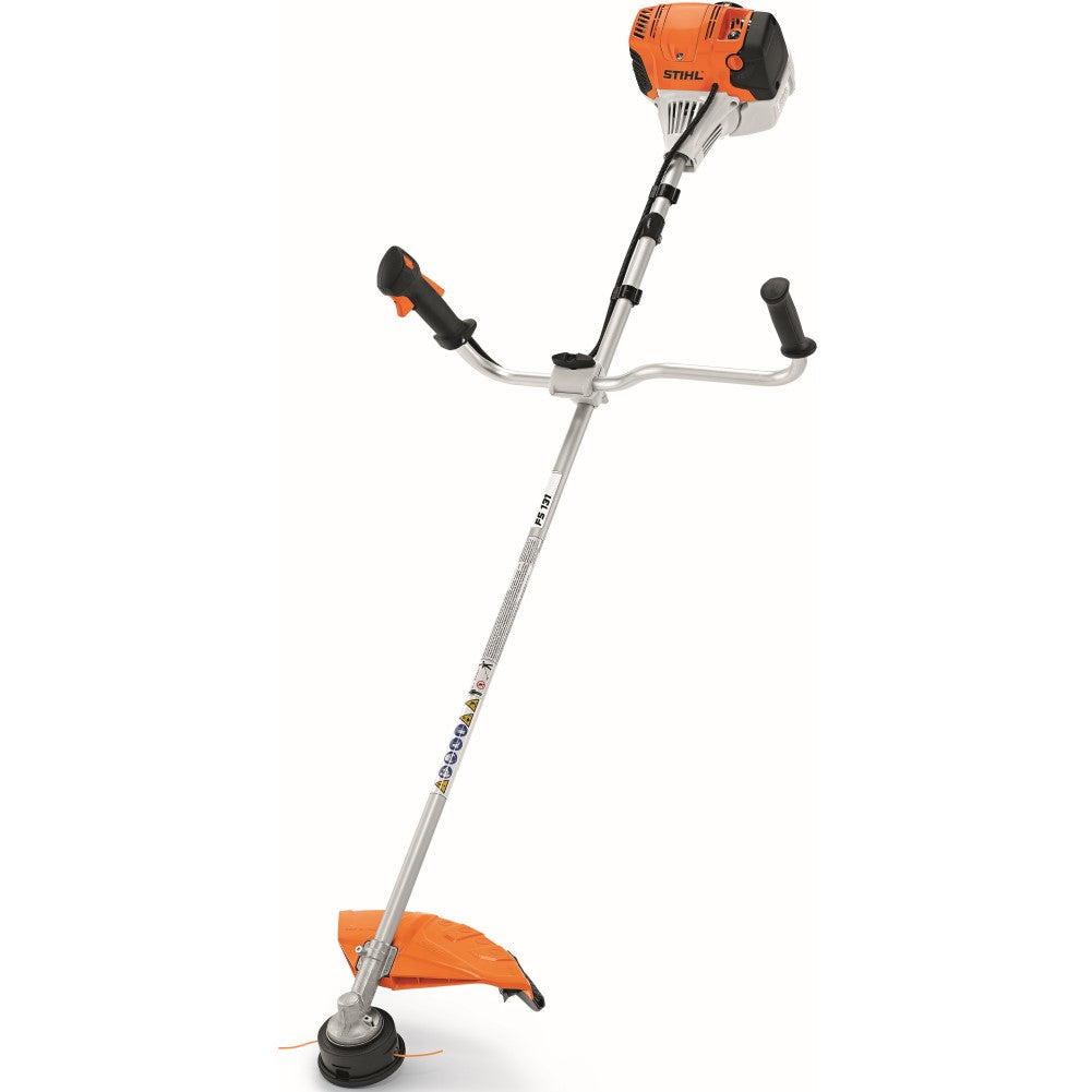 Stihl Professional Bike-Handle Straight-Shaft Trimmer FS 131