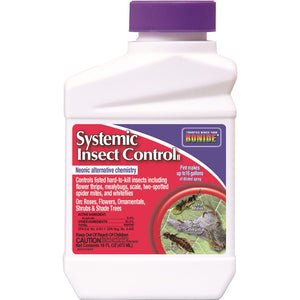 Bonide Systemic Insect Control Concentrate Pint