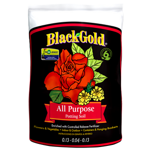 Black Gold All Purpose Potting Mix 16 Quart