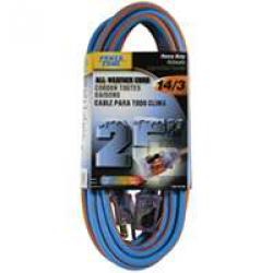 14/3 X 25ft All Weather Cord 8