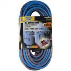 14/3 X 50ft All Weather Cord 8