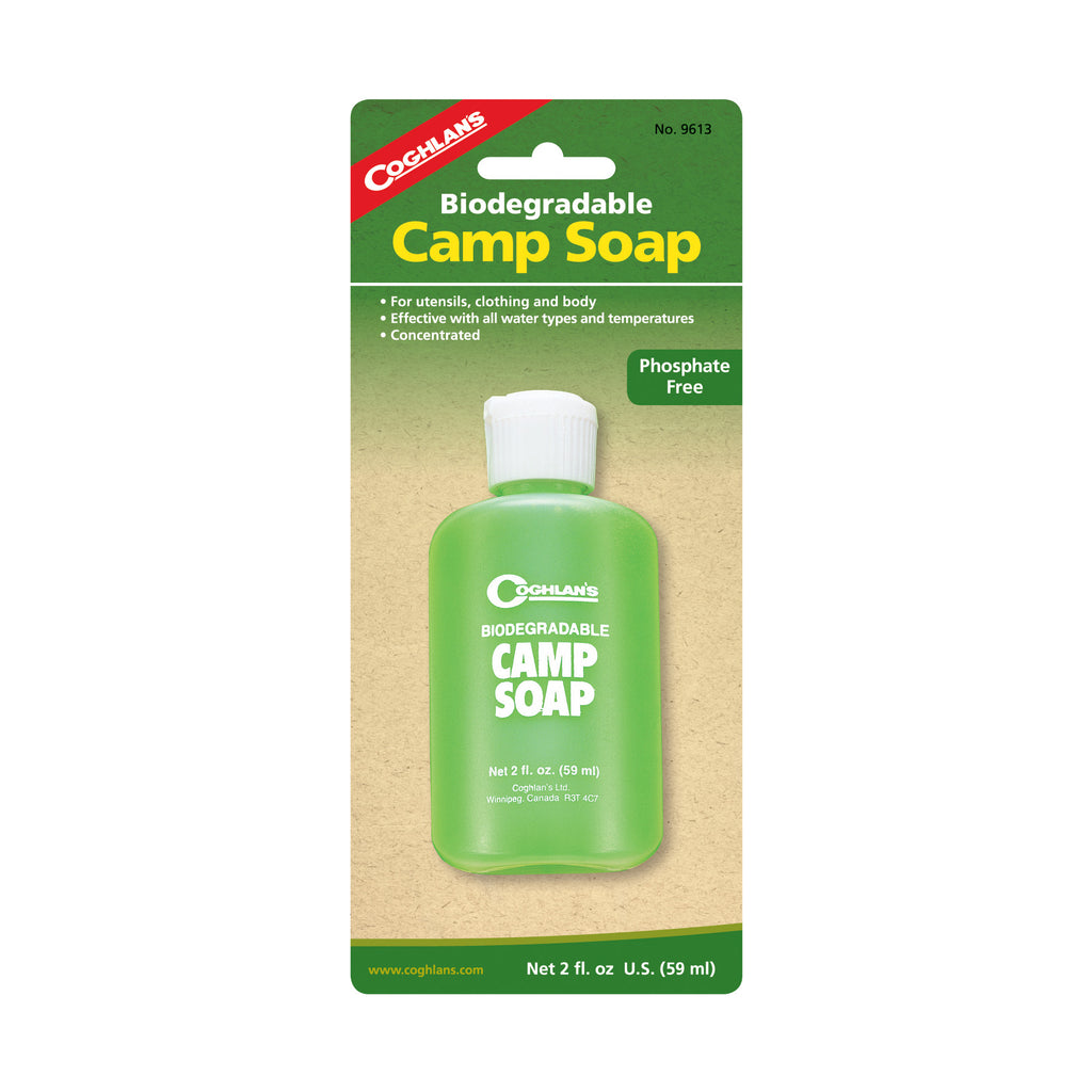 Camp Soap  2 Oz