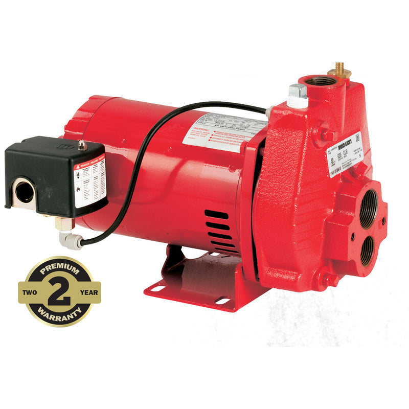 3/4hp Convertible Jet Pump Rl