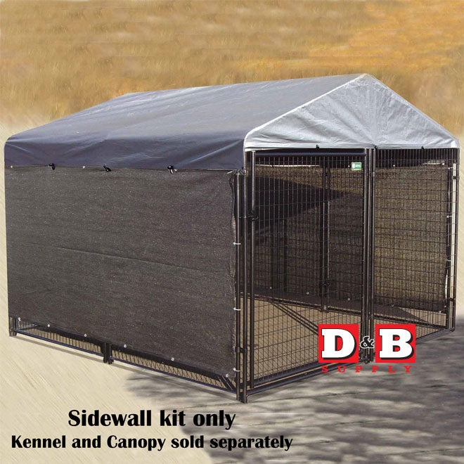 Windscreen For Kennel 5x10