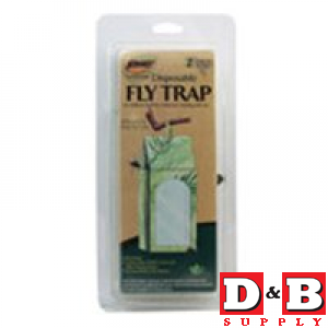 Fly Trap Disposable 2pk Pic