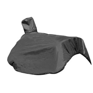 Aime Imports Nylon Western Saddle Cover Black