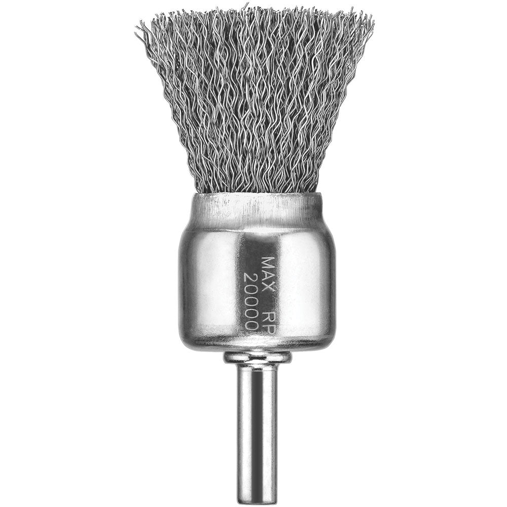 Crimped End Brush 1in