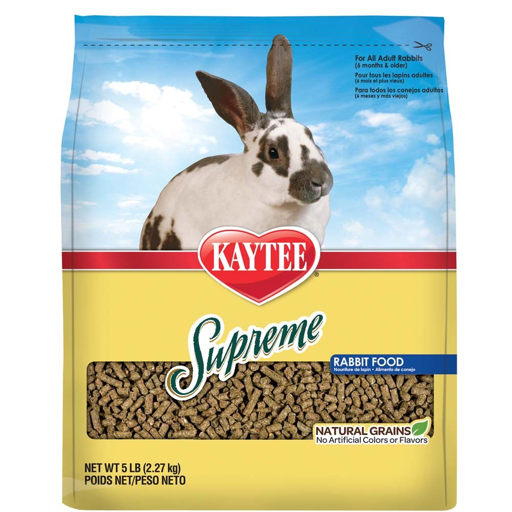 Kaytee Supreme Rabbit Food 5lb