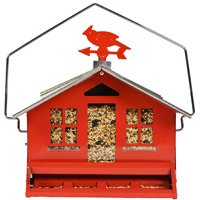Perky-Pet Squirrel-Be-Gone II Wild Bird Feeder