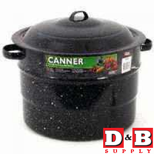 Granite Canner 21.5 Qt