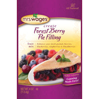 Forest Berry Pie Mix