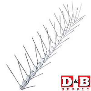 Bird Spikes 10ft Ss