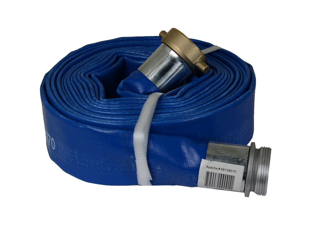 Discharge Hose 1-1/2in X 25ft