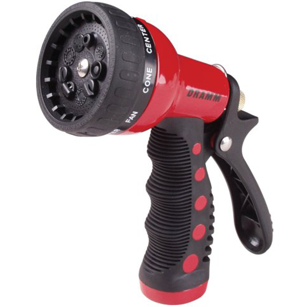 Touch N Flow Revolver Spray Gun Red