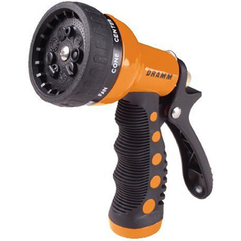 Touch N Flow Revolver Spray Gun Orange