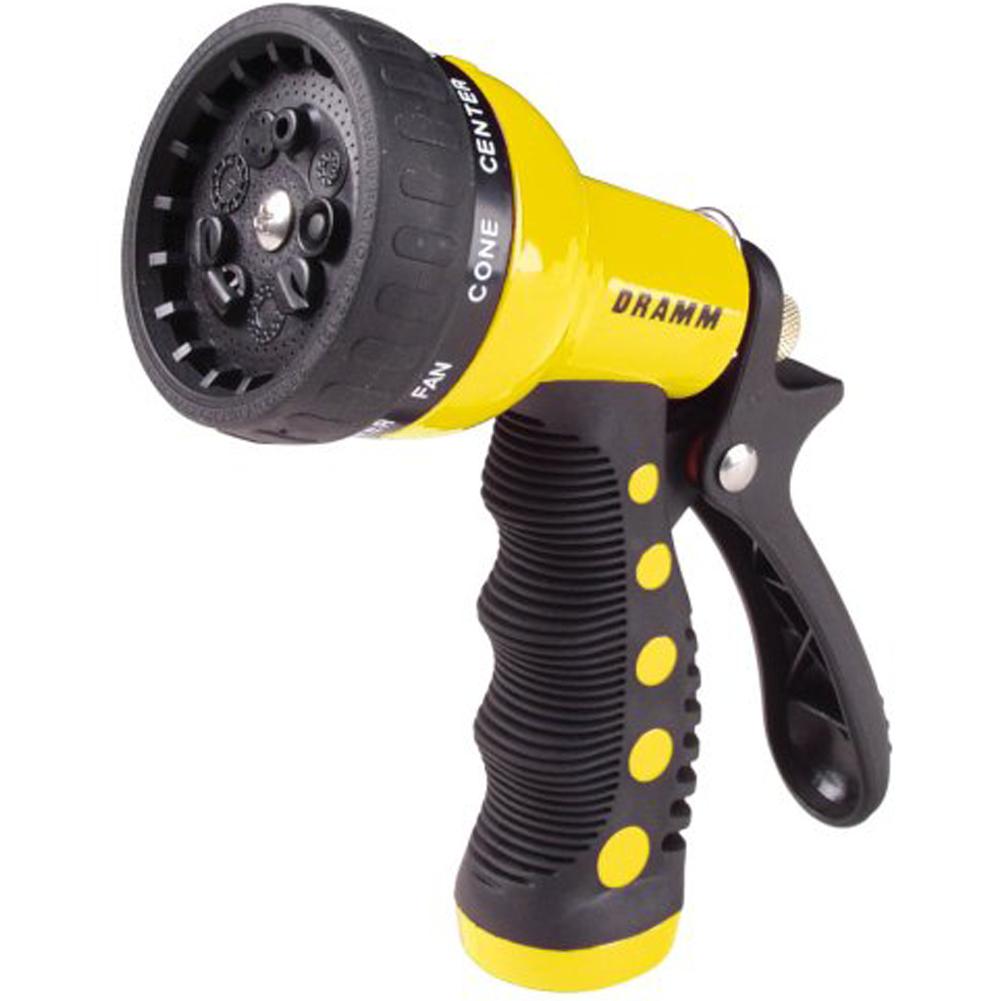 Touch N Flow Revolver Spray Gun Yellow