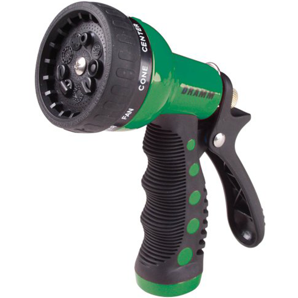 Touch N Flow Revolver Spray Gun Green