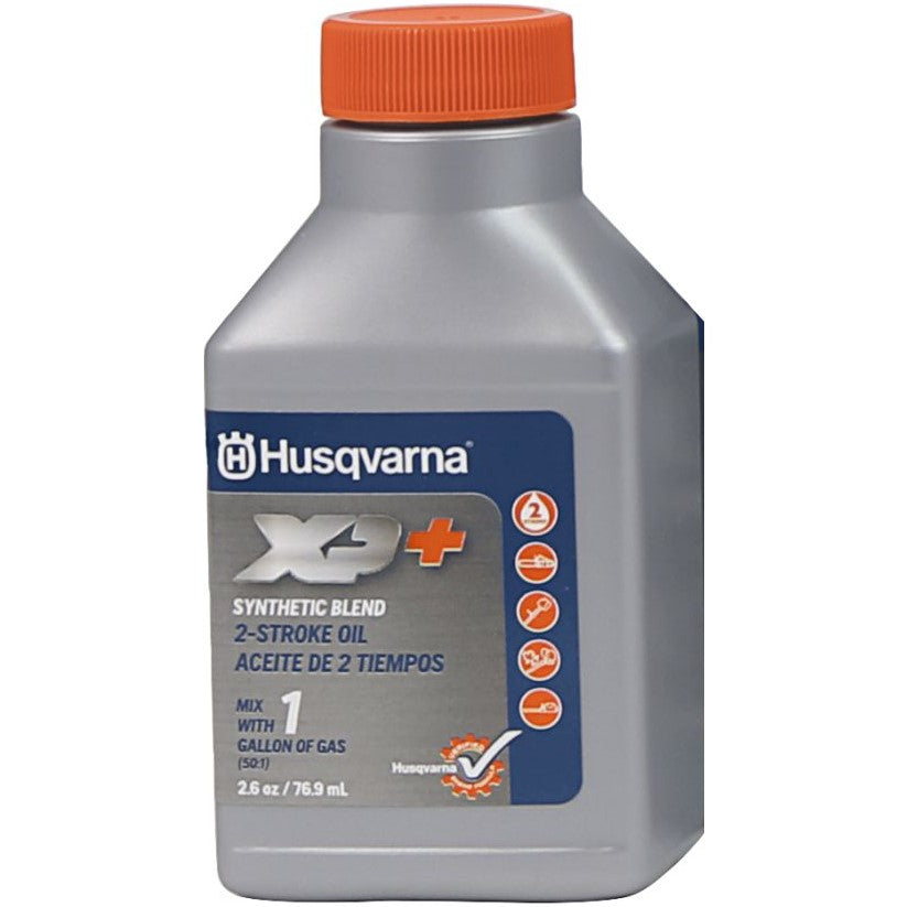Husqvarna XP+ 2-Stroke Oil 2.6 oz