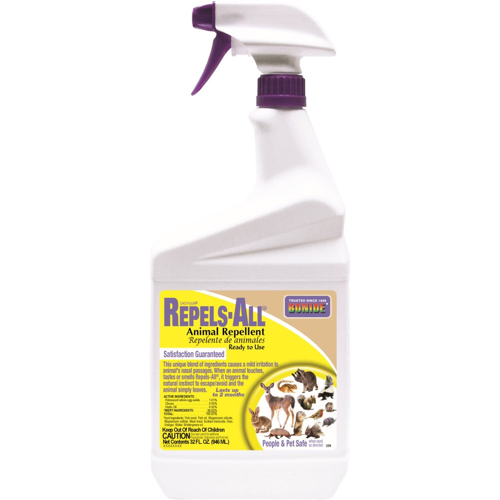 Bonide Repels-All Ready-To-Use Quart