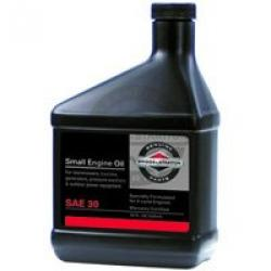 30w Briggs & Stratton Oil 18oz