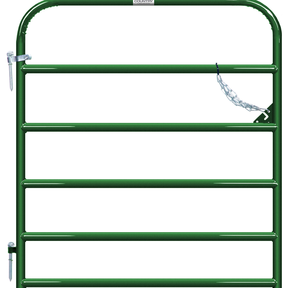 Behlen 4-Foot 1-5/8 Utility Gate Green