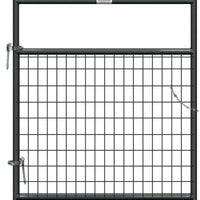 Behlen 4-Foot 1-5/8 Wire-Filled Gate Gray