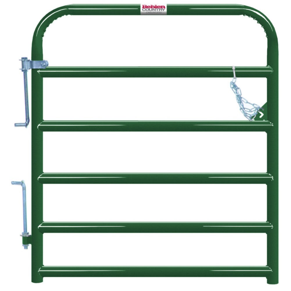 Behlen Heavy-Duty 2in 16G Gate 4-Foot