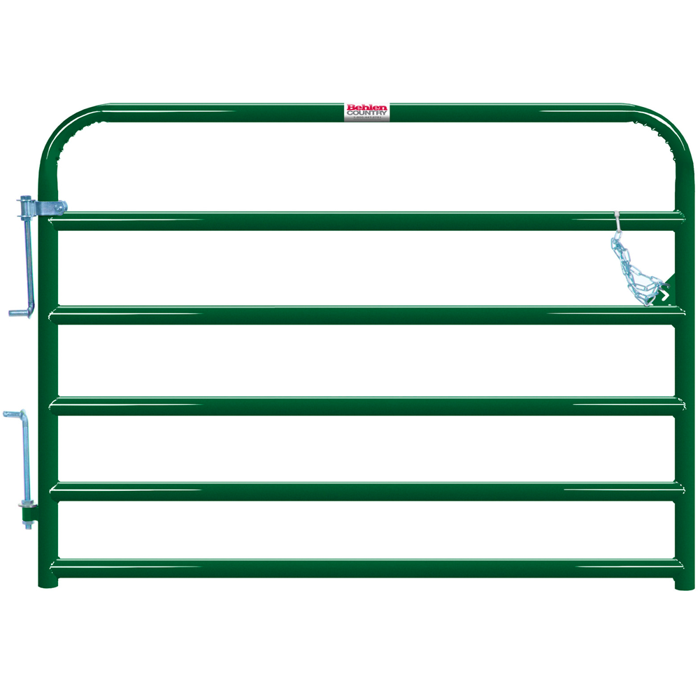 Behlen Heavy-Duty 2in 16G Gate 6-Foot