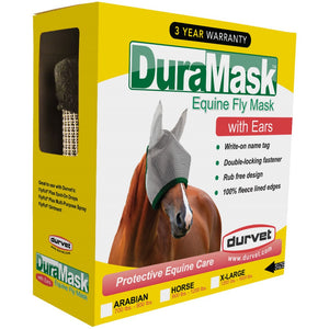 DuraMask™ Fly Mask with Ears X-Large