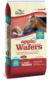 Apple Wafer Horse Treats 20lb