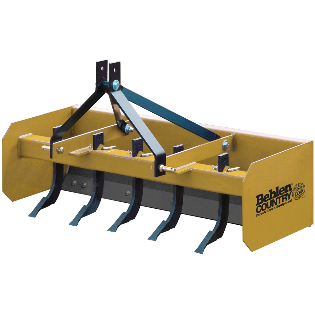 Behlen 5 Heavy Duty Box Blade
