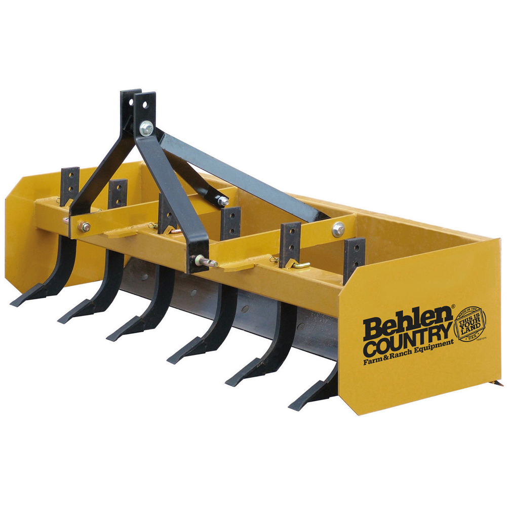 Behlen 6 Heavy Duty Box Blade