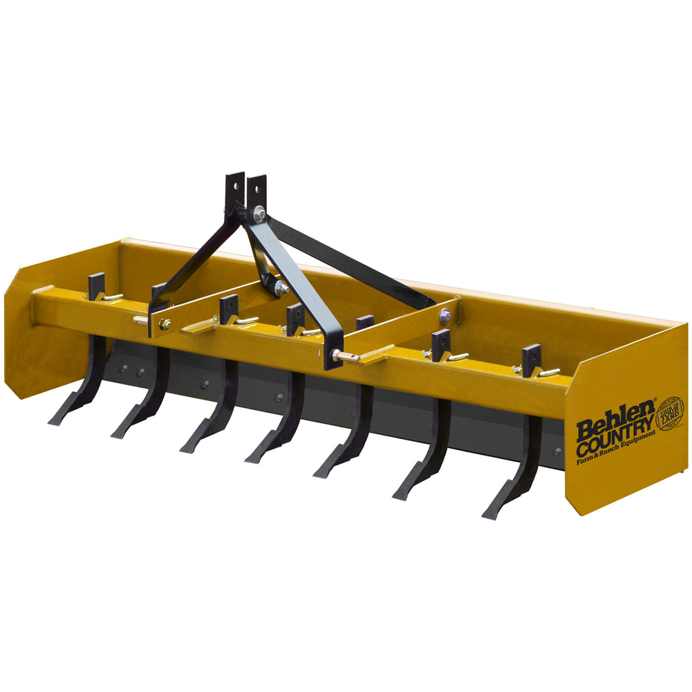 Behlen 7 Heavy Duty Box Blade