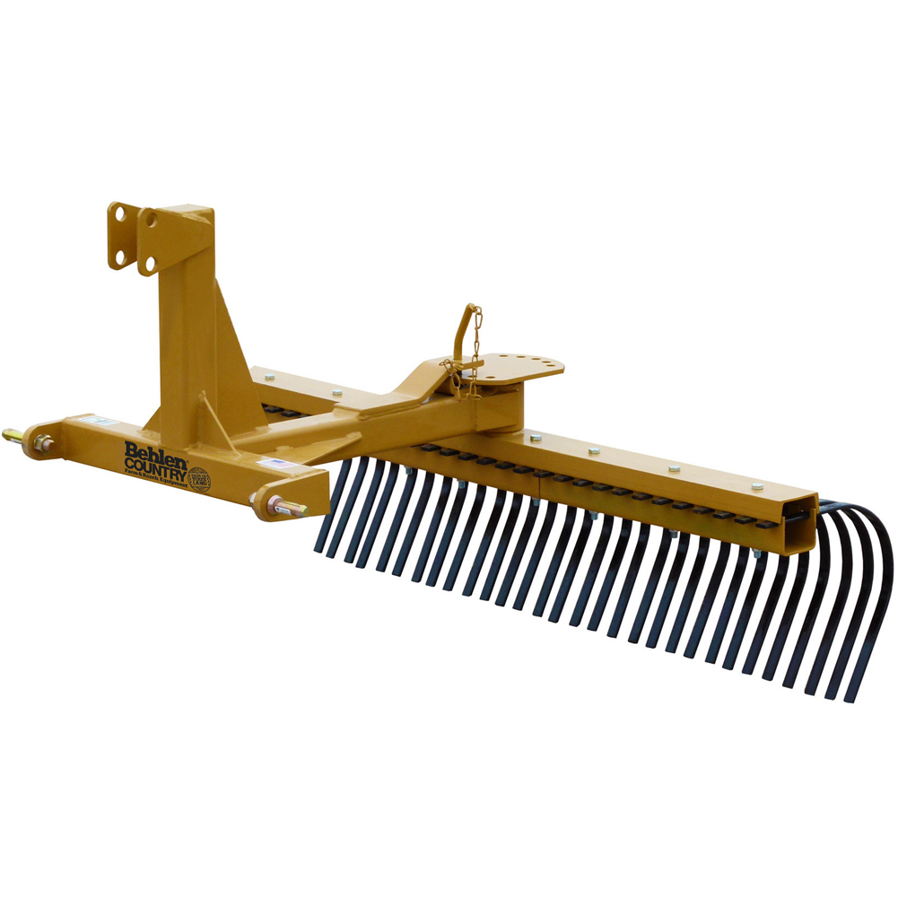 Behlen 6 Medium Duty Landscape Rake