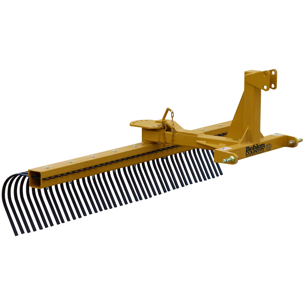 Behlen 7 Medium Duty Landscape Rake