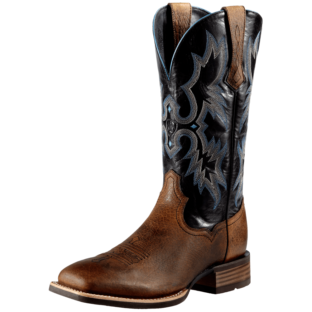 10D Tombstone Western Boot Earth