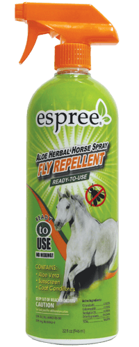 Aloe Herbal Horse Fly Spray 32oz