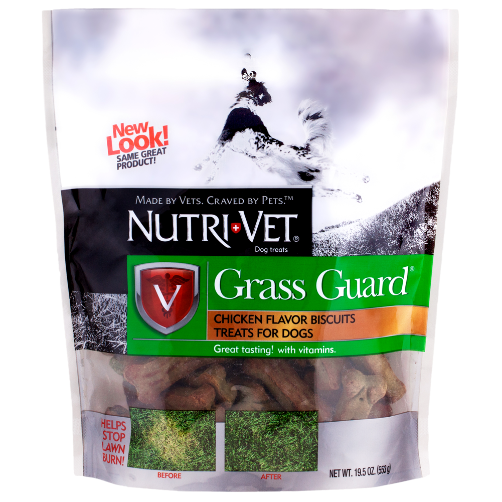 Nv Grass Guard Max Bisc 19.5oz
