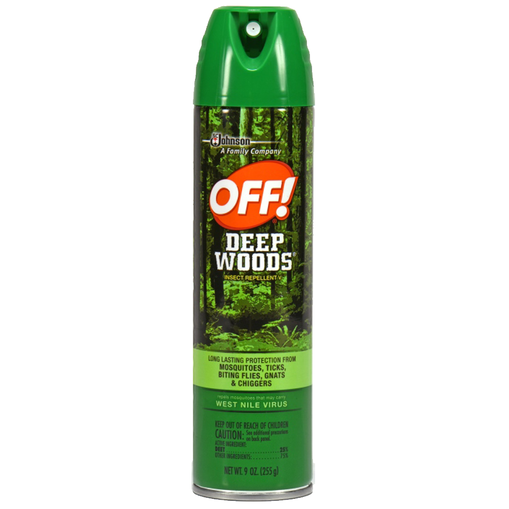 Off Deep Woods 9oz