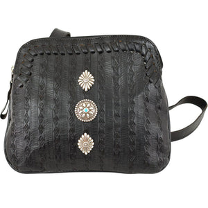 American West Multi-Compartment Crossbody