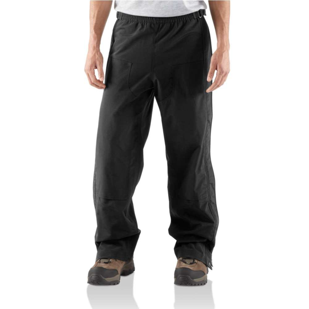 Medium Regular Shoreline Rain Pant Black