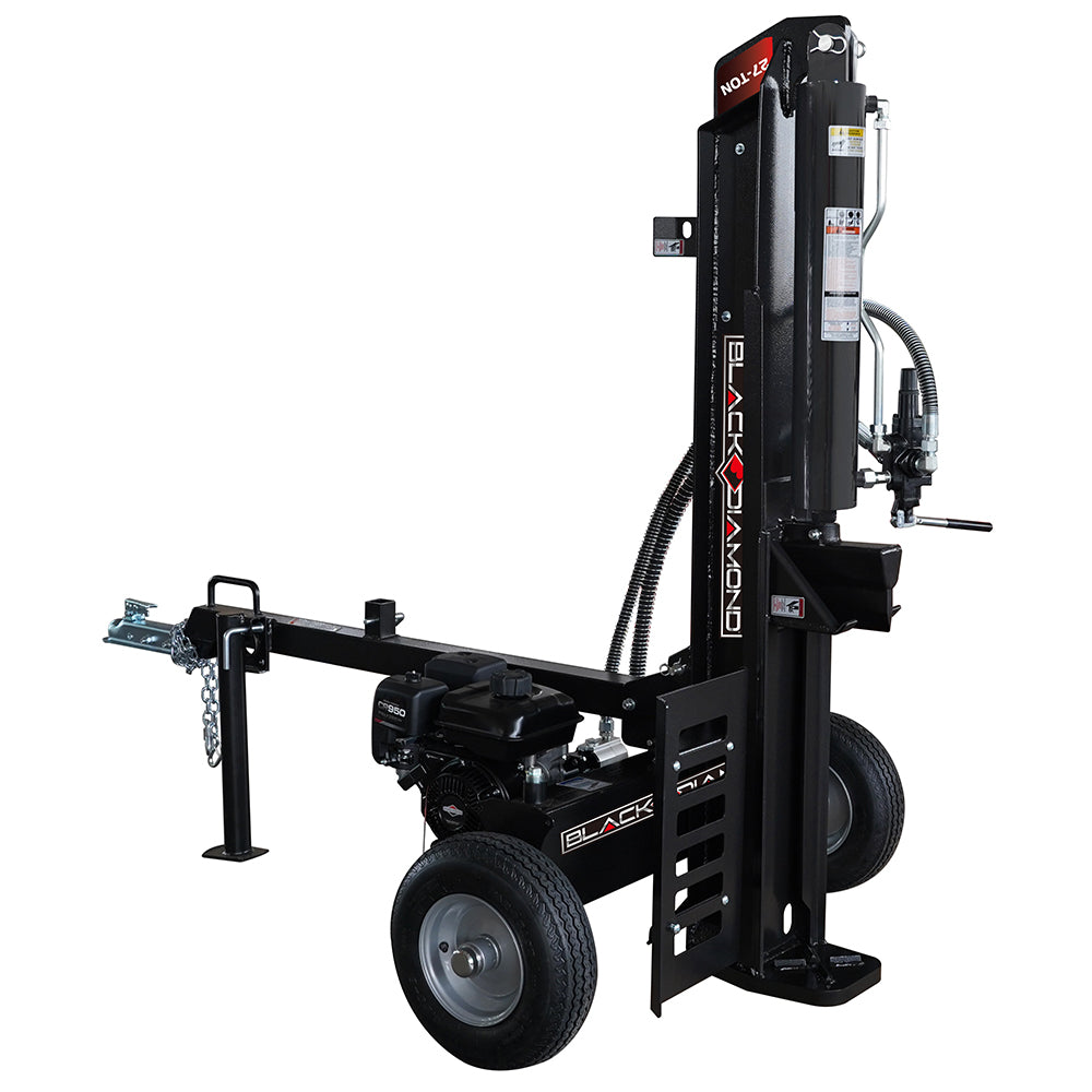 Black Diamond 27-Ton Log Splitter