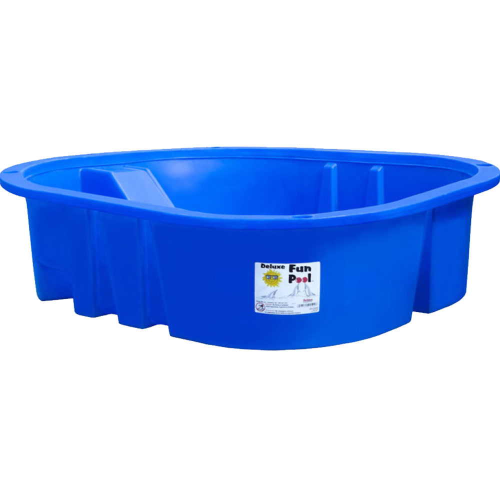 Behlen Deluxe Fun Pool Blue