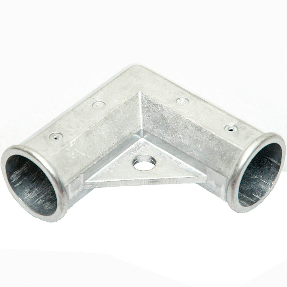 Behlen 90-Degree 2-Way Hex Connector
