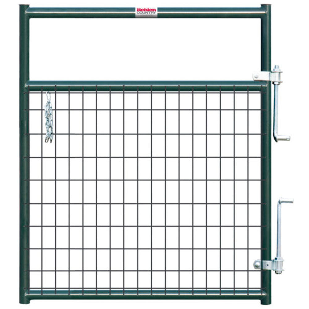 Behlen 4-Foot 16Ga Heavy Duty Wire Filled Gate