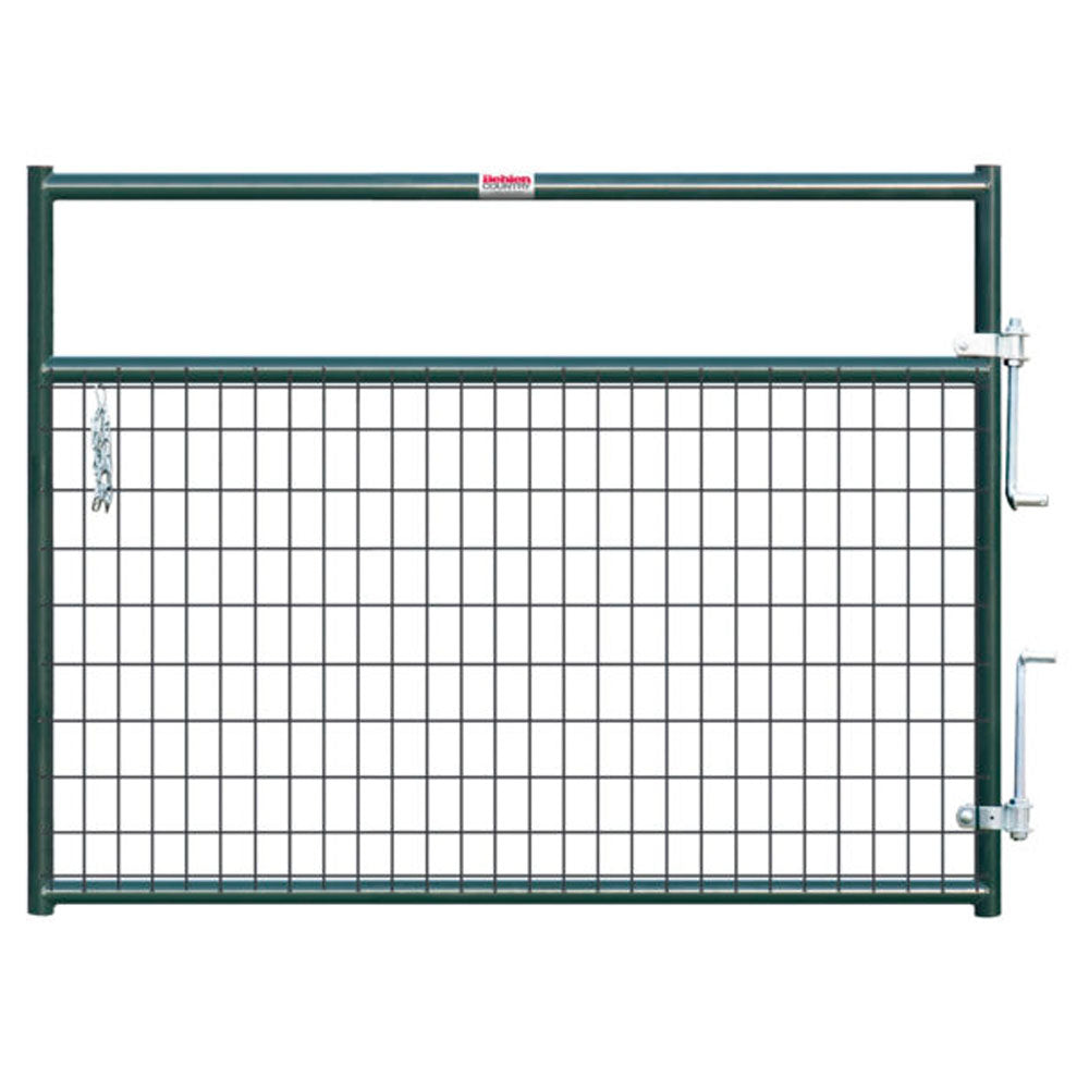 Behlen 6-Foot 16Ga Heavy Duty Wire Filled Gate
