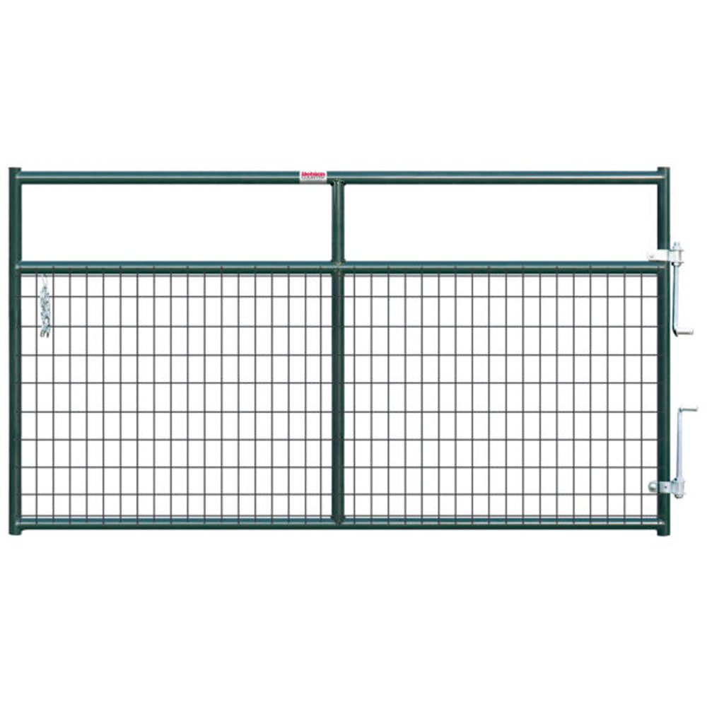 Behlen 8-Foot 16Ga Heavy Duty Wire Filled Gate
